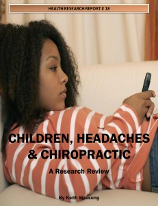 Children and Headaches - Dr. Justin Swanson - Austin Chiropractic & Acupuncture Clinic